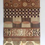 3D abstract wood hanging art by Dagmar Maini Brisbane