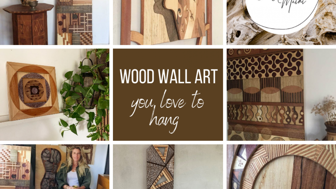 wall art you love to hang by dagmar Maini Brisbane Queensland